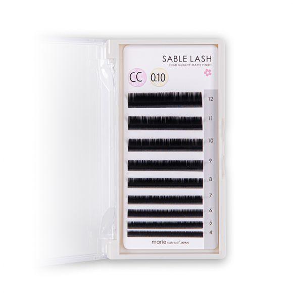 Sable J 0.10 x 4-12mm Mix