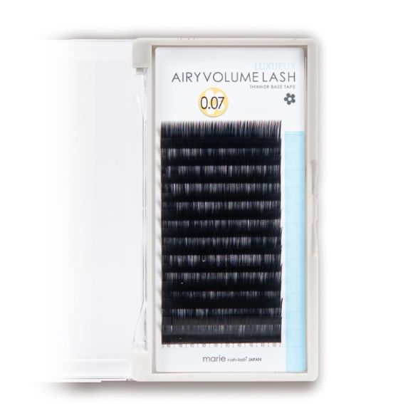 Airy Volume Lash Luxueux C 0.03 x 05mm