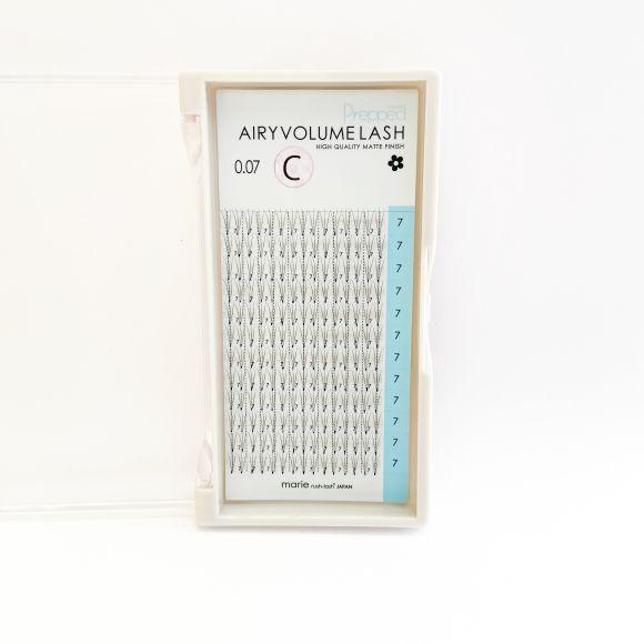 Airy Volume Lash Prepped 3D D 0.07 x 07mm