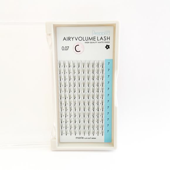 Airy Volume Lash Prepped 5D D 0.07 x 09mm