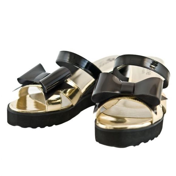 Ribbon Sandals (Medium)
