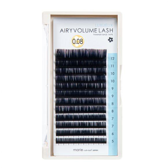 Airy Volume Lash CC 0.08 x 5-12mm Mix