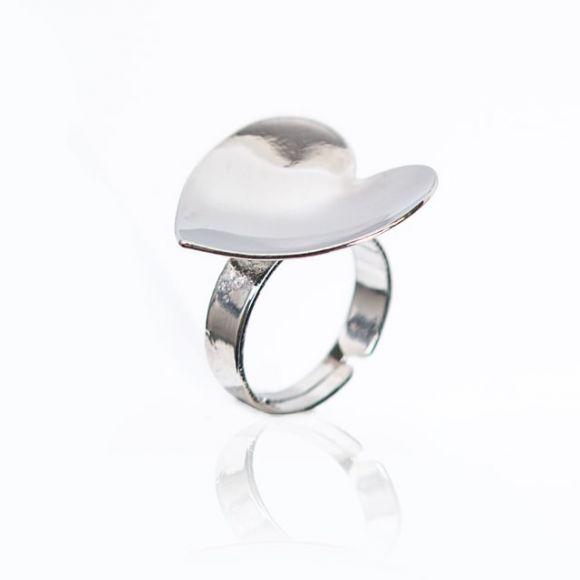 Adhesive Ring Heart