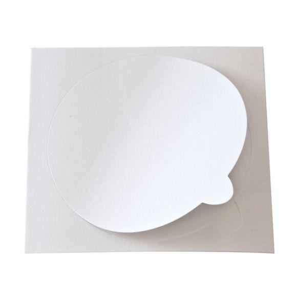Adhesive Plate Paper (50pcs)