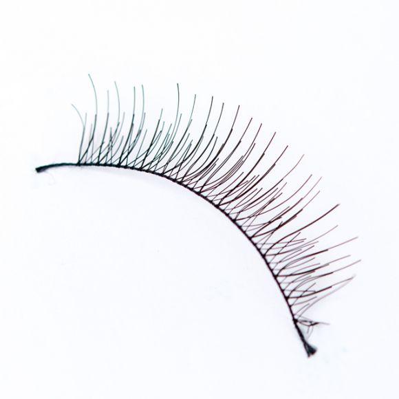 Crossed False lashes (10 Sets)