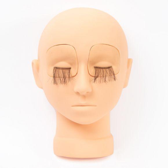 Lash Practice Face Mannequin