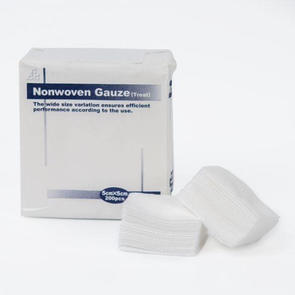 Non-Woven Cotton folded in 4 quarters (200pcs)