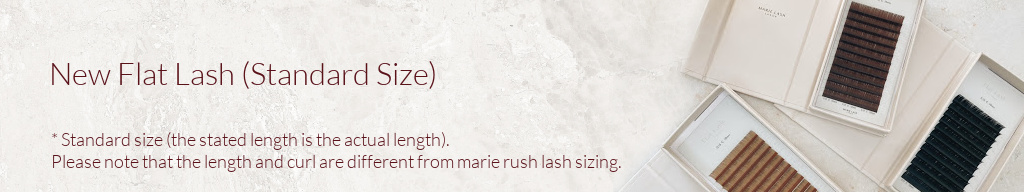 Flat Lash MARIE LASH category